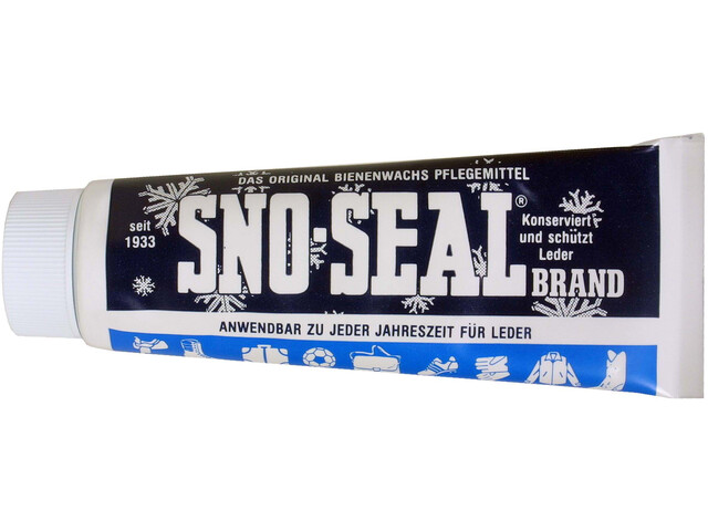 SNO Seal Shoe care Wax tube 100g